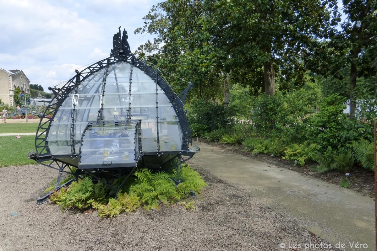 Jardin des Plantes à Nantes dans la Loire Atlantique (44) | Les ...